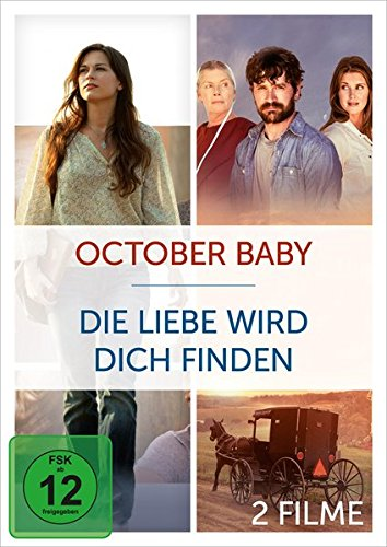October Baby / Die Liebe wird dich finden (2 DVDs)