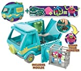 Character Options Scooby Doo Morphing Monster Mystery Machine