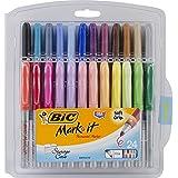 Bic Mark It GXPMP24 - 24 Permanent Markers