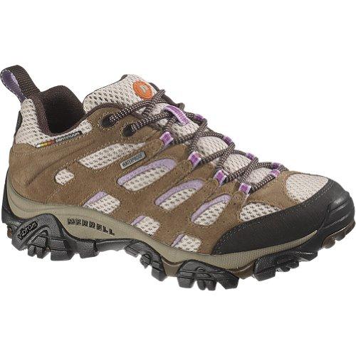 women s merrell moab waterproof best hiking shoe