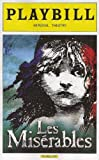 Les Miserables Playbill Imperial Theatre April 2014 on Broadway Cameron Mackintosh Ships January 5