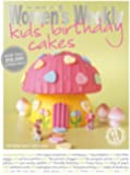 Kids' Birthday Cakes: Imaginative, eclectic birthday cakes for boys and girls, young and old (The Australian Women's Weekly Essentials Book 4)