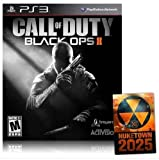 Call of Duty Black Ops II 2 + NUKETOWN 2025 BONUS MAP DLC [USA English Edition] PlayStation 3 PS3 GAME
