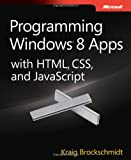 51irEdWHrTL. SL160  Programming Windows 8 Apps with HTML, CSS, and JavaScript