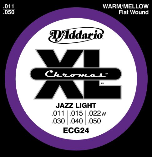 D'Addario ECG24 - .011-.050 Jazz Light