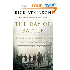 The Day of Battle: The War in Sicily and Italy, 1943-1944 (Liberation Trilogy) by