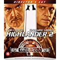 Highlander 2 - Director's Cut (blu-ray)