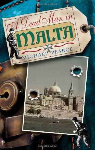 Image of Dead Man in Malta: A Sandor Seymour Mystery (A Dead Man in...)