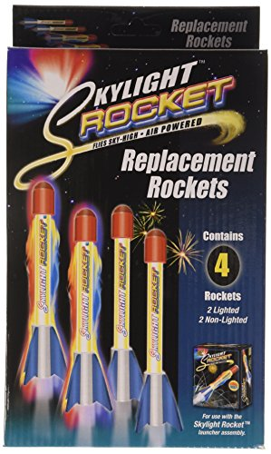 Replacement Rockets for Skylight Rocket Set