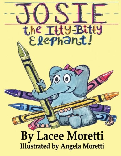 Josie The Itty-Bitty Elephant PDF