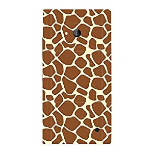 Skin4gadgets ANIMAL PATTERN 21 Phone Skin for LUMIA 730 (ONLY BACK)