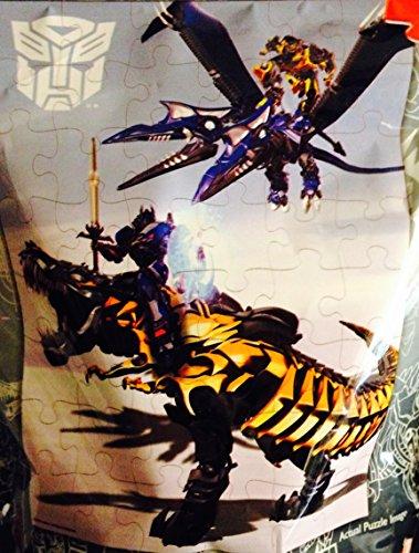 Transformers Puzzle ~ 48 pieces