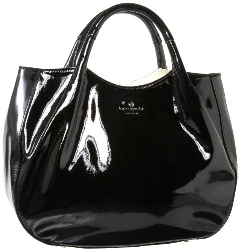 Kate Spade 34th Street Treesh Satchel,Black,One Size