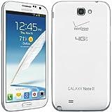 Samsung Galaxy Note II 16GB 4G LTE Android White - Verizon + GSM Unlocked