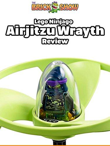 Review: Lego Ninjago Airjitzu Wrayth Review