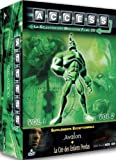 echange, troc Coffret Access 4 DVD : Access vol. 1 et 2 / Avalon / La cité des enfants perdus