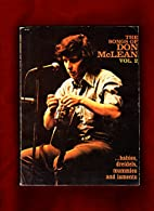 The Songs Of Don McLean, Vol.2 .....babies,…