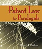Patent Law for Paralegals