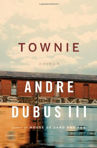 Townie: A Memoir book cover