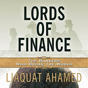 Lords of Finance Audiobook