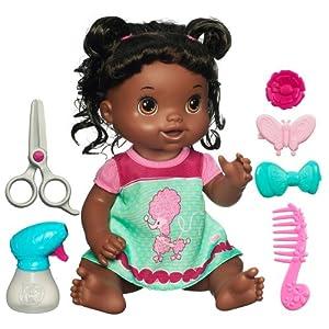 Amazon.com: Baby Alive Beautiful Now Baby - African
