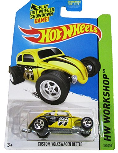 Hot Wheels - 2014 HW Workshop - HW Performance - Custom Volkswagen Beetle