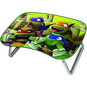 Teenage Mutant Ninja Turtles Tv Snack and Activity Tray by On Tray