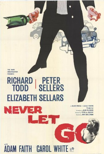 Never Let Go Film Poster