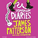 Homeroom Diaries Audiobook by James Patterson, Lisa Papademetriou,  Keino (illustrator) Narrated by Lauren Fortgang