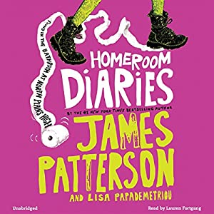 Homeroom Diaries Audiobook