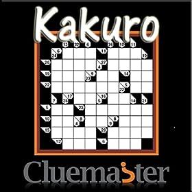 Cluemaster Kakuro Volume 1