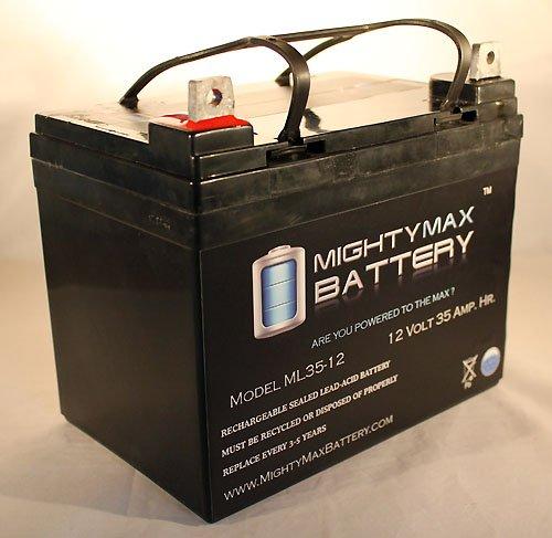 12v 35ah Light Trolling Motor Battery Sevylor Minn Kota