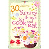 30 Yummy Things to Make and Cook (Usborne Cookery Cards)by Rebecca Gilpin
