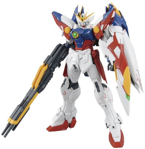 Bandai Hobby MG Wing Gundam Proto Zero Version EW Model Kit, 1/100 Scale (G Gundam 1 100 compare prices)