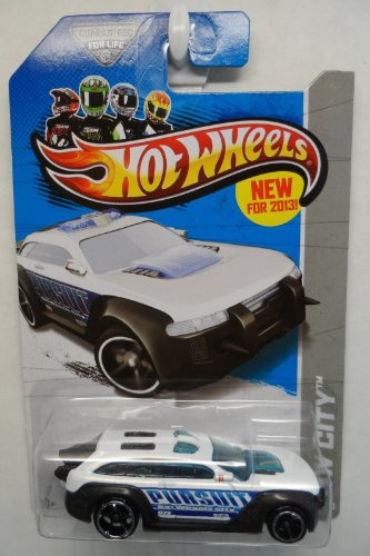 2013 Hot Wheels Hw City HW Pursuit 20/250 - 1