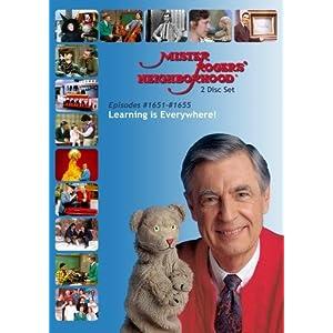 Mister Rogers' Neighborhood: Learning Is Everywhere! movie