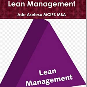 Lean Management | [Ade Asefeso MCIPS MBA]