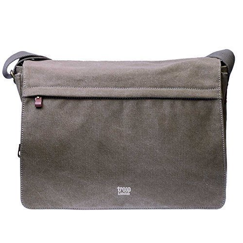 trp0371-troop-london-clasico-lona-portatil-bolsa-bandolera-para-upto-432cm-marron