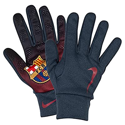 Nike FC Barcelona Stadium Gloves [Obsidianheather]
