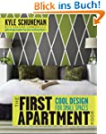 The First Apartment Book: Cool Design...