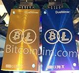 Dualminer Litecoin Bitcoin USB Asic Miner