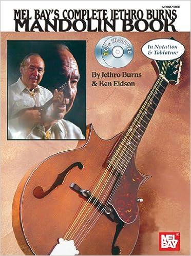 Mel Bay's Complete Jethro Burns Mandolin Book