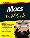img - for Macs For Dummies book / textbook / text book