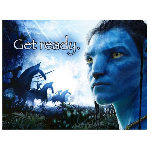 Avatar Invitations Notes 8 Count