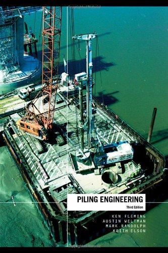 Piling Engineering, Third Edition