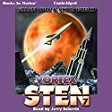 Vortex: Sten, Book 7 Audiobook by Allan Cole, Chris Bunch Narrated by Jerry Sciarrio