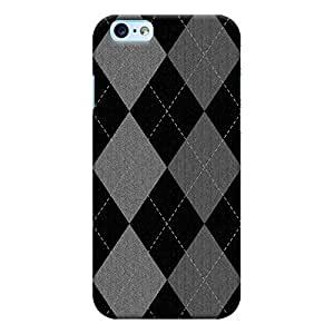 ColourCrust New Apple iPhone 6 Mobile Phone Back Cover With Argyle Pattern Style - Durable Matte Finish Hard Plastic Slim Case