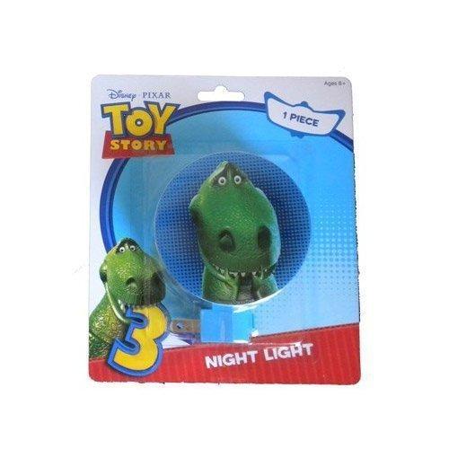 Disney Pixar Toy Story 3 Rex Dinosaur Kids Night Light