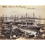 Ships on the Hooghly, photo Francis Frith & Co (Print On Demand)