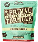 Primal Pet Foods Freeze-Dried Canine Chicken Formula